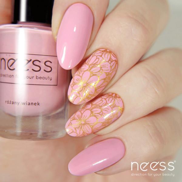 Lak na nechty Neess® 5ml ružový vánok NechtovyRAJ.sk - Daj svojim nechtom všetko, čo potrebujú