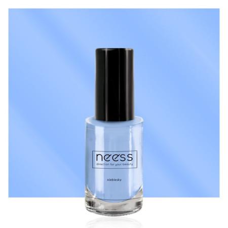 Lak na nechty Neess® 5ml modrý NechtovyRAJ.sk - Daj svojim nechtom všetko, čo potrebujú