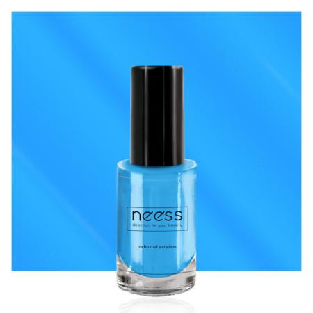 Lak na nechty Neess® 5ml tmavo modrý NechtovyRAJ.sk - Daj svojim nechtom všetko, čo potrebujú