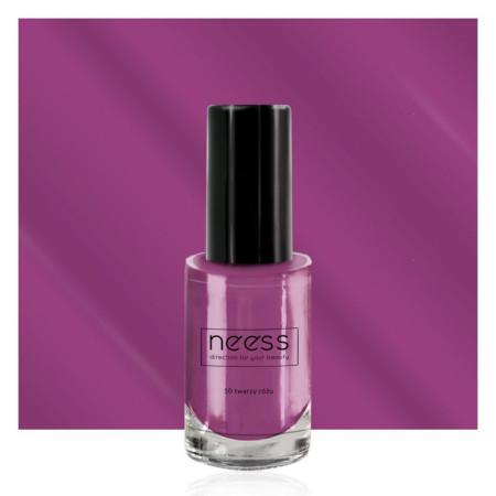 Lak na nechty Neess® 5ml tmavo ružový NechtovyRAJ.sk - Daj svojim nechtom všetko, čo potrebujú