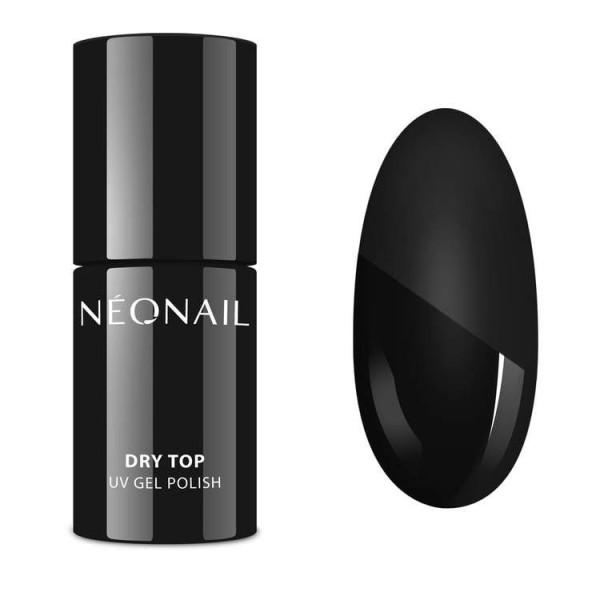 Gél lak Top coat Neonail - Dry top 7,2 ml - bezvýpotkový NechtovyRAJ.sk - Daj svojim nechtom všetko, čo potrebujú