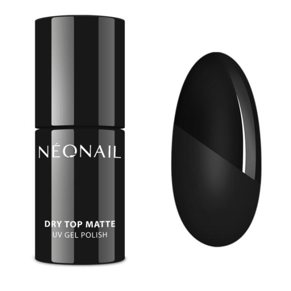 Gél lak NeoNail® matný Dry Top 7,2ml NechtovyRAJ.sk - Daj svojim nechtom všetko, čo potrebujú