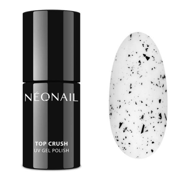 Neonail Top coat Crush 7,2 ml - matný efekt NechtovyRAJ.sk - Daj svojim nechtom všetko, čo potrebujú