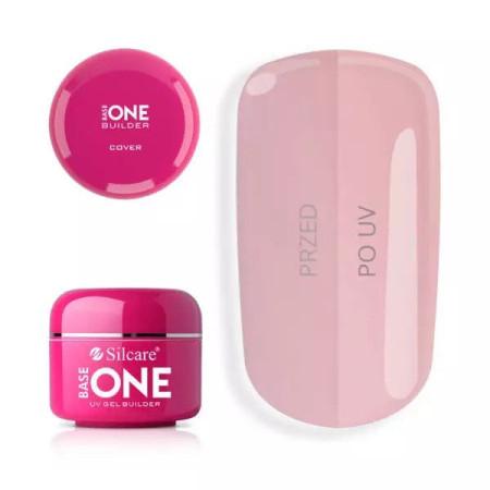 Base one UV gél Cover - kamufláž,make up 30g