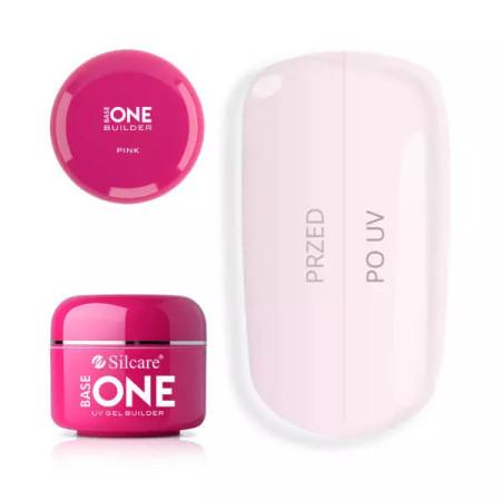 Base one UV gél Pink 50g NechtovyRAJ.sk - Daj svojim nechtom všetko, čo potrebujú