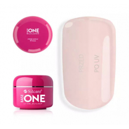 Base one UV gél French Pink 15 g