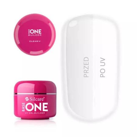 Base one UV gél Clear-V 5 g
