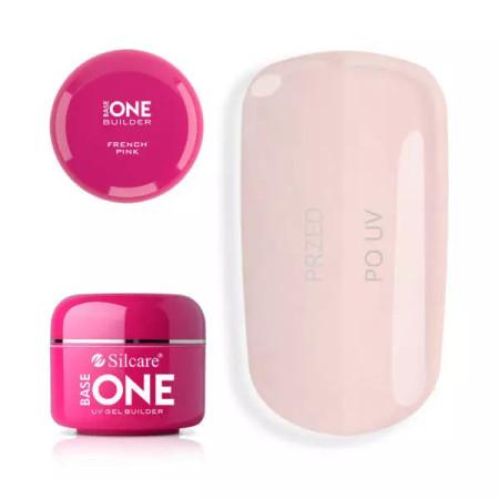 Base one UV gél French Pink 50 g