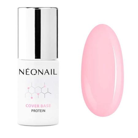 NeoNail® báza Cover Base Protein - Pastel Apricot 7,2ml NechtovyRAJ.sk - Daj svojim nechtom všetko, čo potrebujú