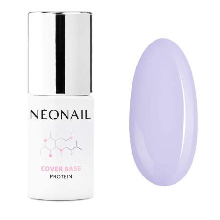 NeoNail® báza Cover Base Protein - Pastel Lilac 7,2ml NechtovyRAJ.sk - Daj svojim nechtom všetko, čo potrebujú