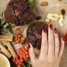 Semilac - gél lak 404 Black Beans Muffin 7ml NechtovyRAJ.sk - Daj svojim nechtom všetko, čo potrebujú