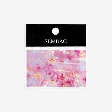 12 Semilac transfér fólia Rose Gold Marble NechtovyRAJ.sk - Daj svojim nechtom všetko, čo potrebujú