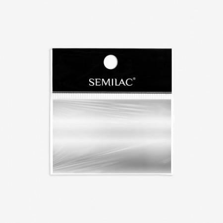 01 Semilac transfér fólia Silver NechtovyRAJ.sk - Daj svojim nechtom všetko, čo potrebujú