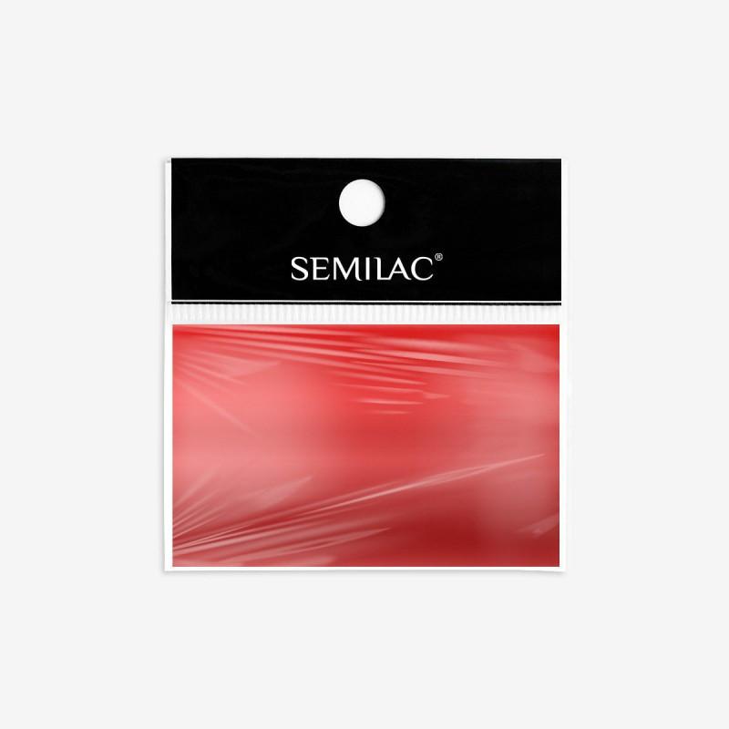 04 Semilac transfér fólia Red NechtovyRAJ.sk - Daj svojim nechtom všetko, čo potrebujú