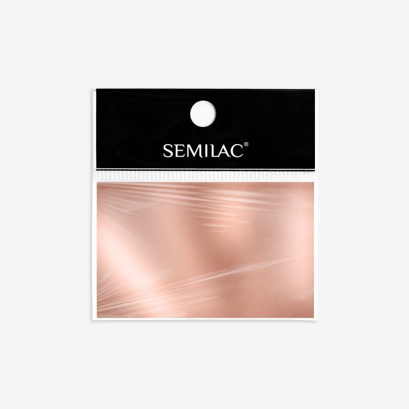 03 Semilac transfér fólia Rose Gold NechtovyRAJ.sk - Daj svojim nechtom všetko, čo potrebujú
