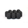 Brúsne klobúčiky na pedikúru AlleMed 10ks 13mm zrnitosť 60 NechtovyRAJ.sk - Daj svojim nechtom všetko, čo potrebujú