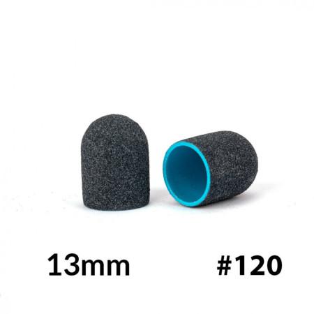 Brúsne klobúčiky na pedikúru AlleMed 10ks 13mm zrnitosť 120 NechtovyRAJ.sk - Daj svojim nechtom všetko, čo potrebujú