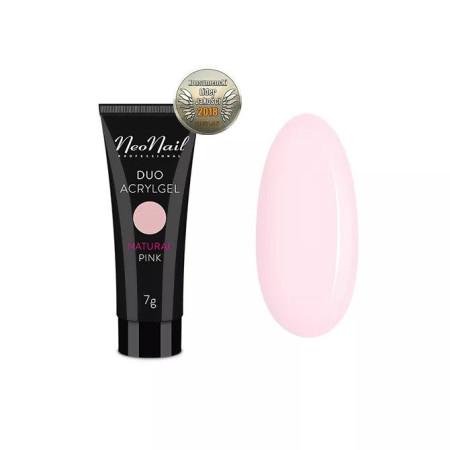 NeoNail Duo Akrylgél 7g - Natural Pink NechtovyRAJ.sk - Daj svojim nechtom všetko, čo potrebujú