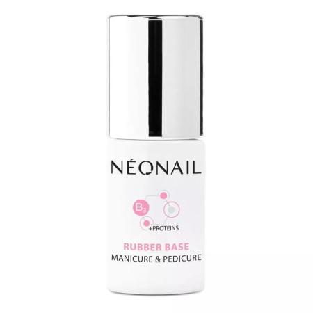 Gél lak Neonail Rubber Base 7,2 ml NechtovyRAJ.sk - Daj svojim nechtom všetko, čo potrebujú