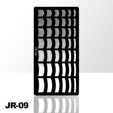 Doštička na peiatkovanie JR-09 NechtovyRAJ.sk - Daj svojim nechtom všetko, čo potrebujú
