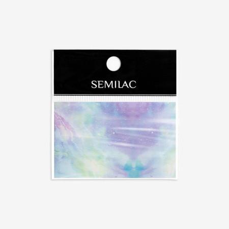 09 Semilac transfér fólia Pink & Blue Marble NechtovyRAJ.sk - Daj svojim nechtom všetko, čo potrebujú