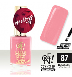 Lak na nechty-ONE COLOUR Exclusive 87