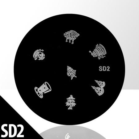 Doštička SD2
