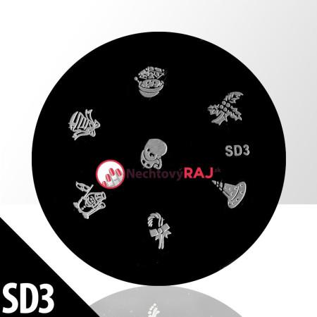 Doštička SD3
