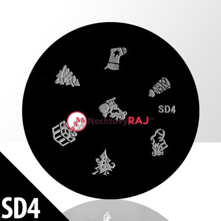 Doštička SD4