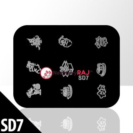 Doštička SD7