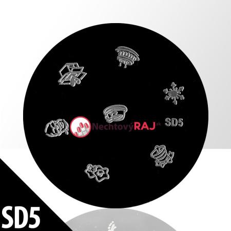 Doštička SD5