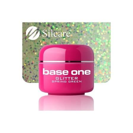Base one gél - SPRING GREEN 5g