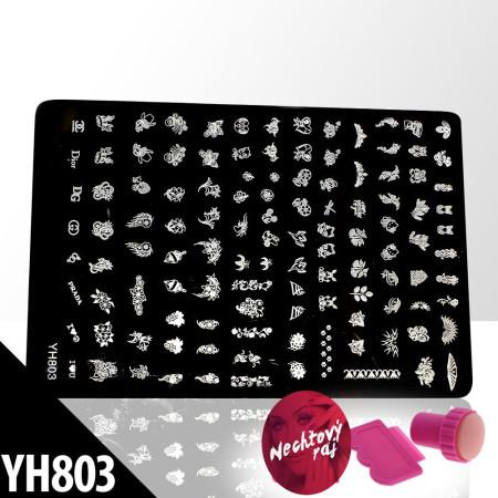 Doštička L   typ YH803