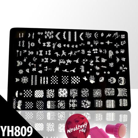 Doštička L   typ YH809