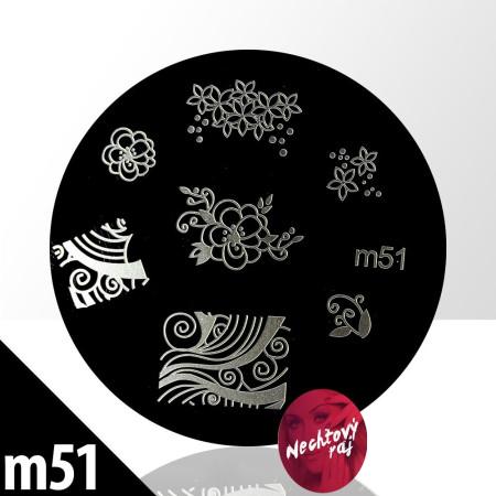 Doštička XS   typ M51