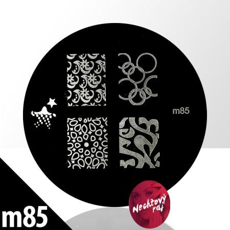 Doštička XS   typ M85