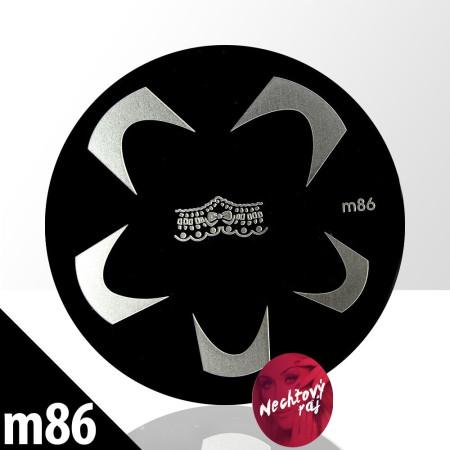 Doštička XS typ M86