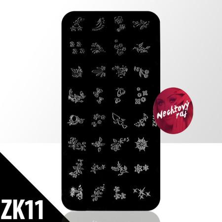 Doštička S typ ZK11 NechtovyRAJ.sk - Daj svojim nechtom všetko, čo potrebujú