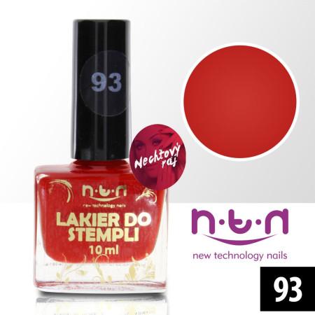 NTN lak na pečiatkovanie 93 NechtovyRAJ.sk - Daj svojim nechtom všetko, čo potrebujú