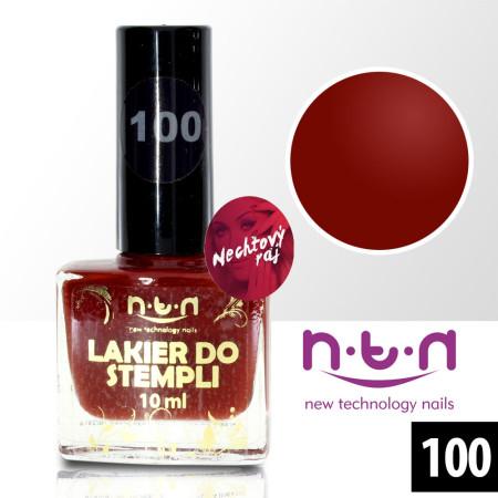 NTN lak na pečiatkovanie 100 NechtovyRAJ.sk - Daj svojim nechtom všetko, čo potrebujú