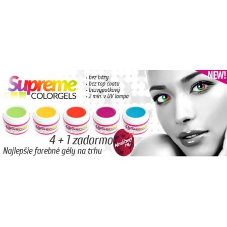 Supreme UV gély 4+1 zadarmo