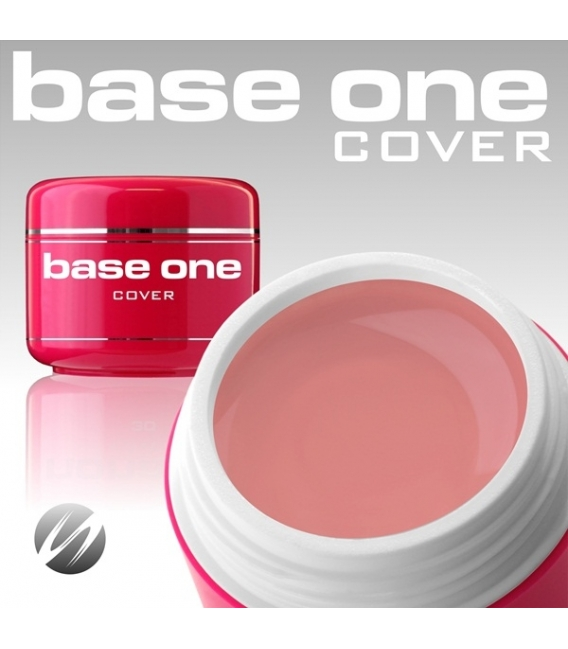 Base one UV gél Cover-kamufláž,make up 15g