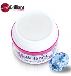 Uv gél Briliant  white 15 ml