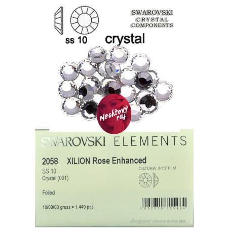 Akcia - Kamienky Swarovski SS10 Crystal 1440 ks NechtovyRAJ.sk - Daj svojim nechtom všetko, čo potrebujú