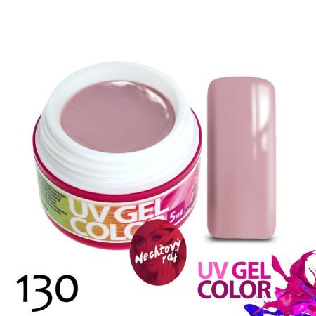 Farebný uv gél 130 5g NechtovyRAJ.sk - Daj svojim nechtom všetko, čo potrebujú