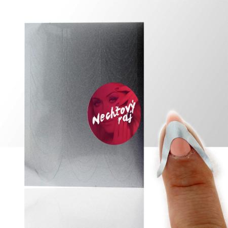 Šablónky na francúzsku manikúru šedé NechtovyRAJ.sk - Daj svojim nechtom všetko, čo potrebujú