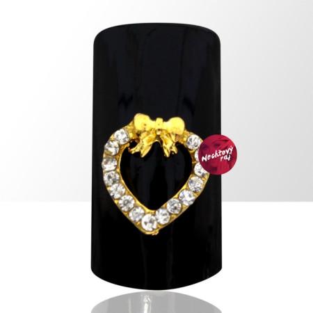 3D Luxury ozdoba 4/18 NechtovyRAJ.sk - Daj svojim nechtom všetko, čo potrebujú