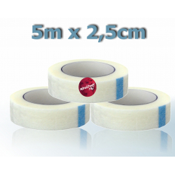 Hypoalergénna lepiaca páska z netkanej textílie 5m x 2,5cm NechtovyRAJ.sk - Daj svojim nechtom všetko, čo potrebujú