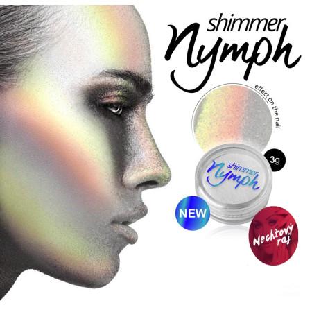Shimmer Nymph - Diamantový prášok, zrkadlový efekt 3 g