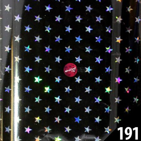 Transfer fólia 191 priehľadná  100 cm